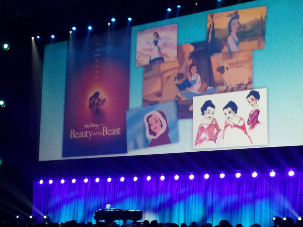 Beauty and the Beast – #D23Expo