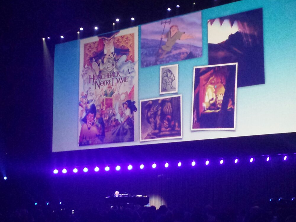 Hunchback of Notre Dame #D23Expo