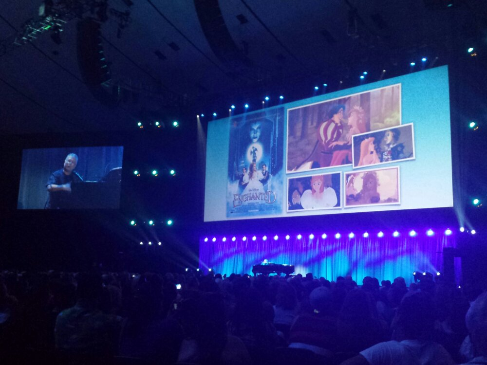 Enchanted – #D23Expo