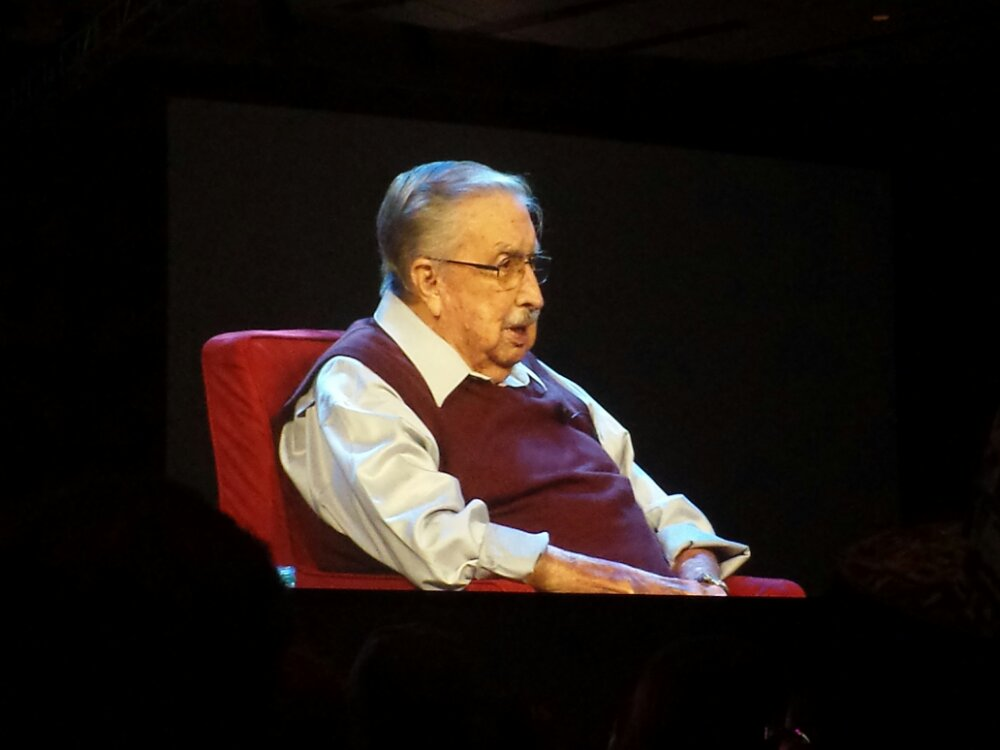 X Atencio – Walt would find talents we did not know we had #D23Expo