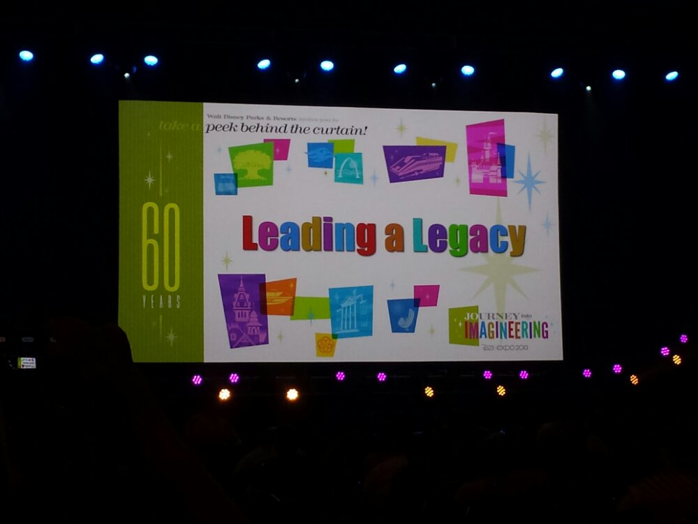 Leading a Legacy starting now #D23Expo