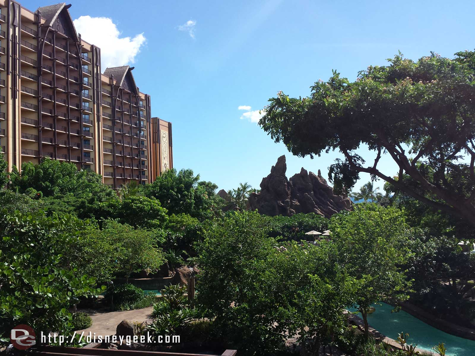 #Aulani Day 1 – Quick Thoughts/Recap