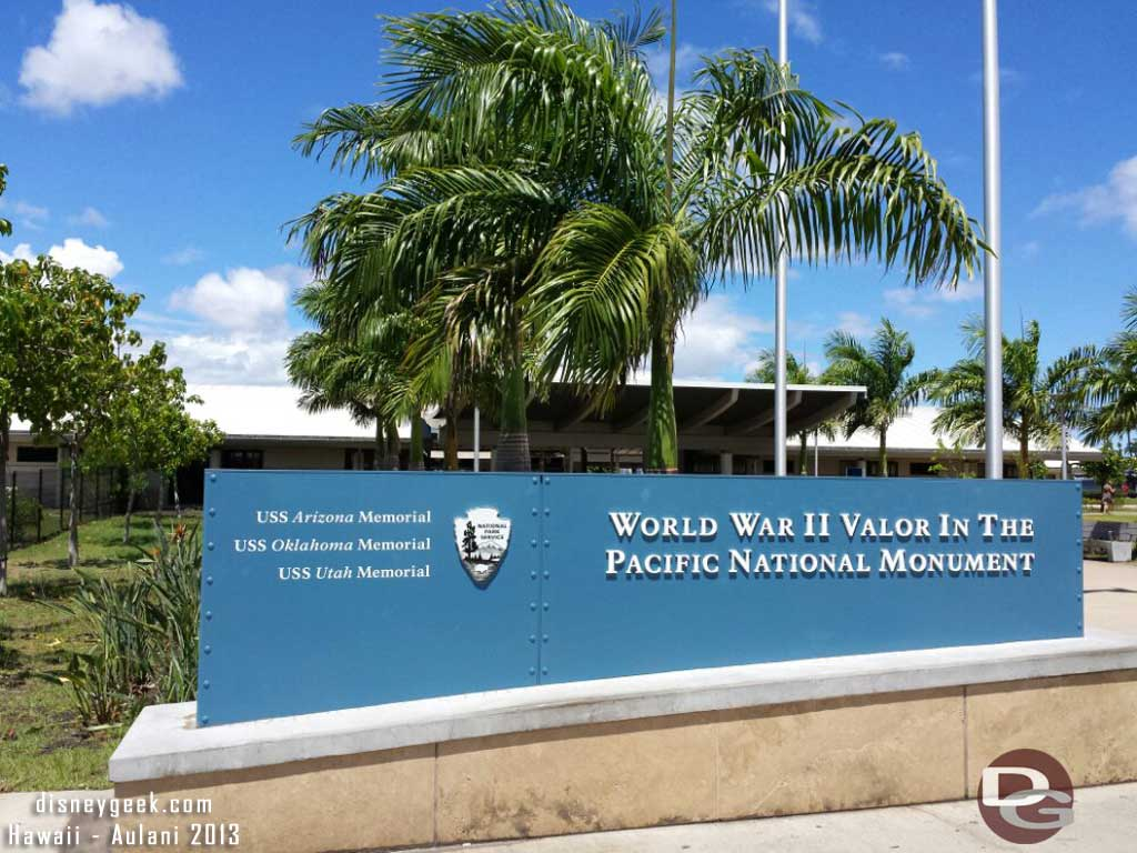 Visiting Pearl Harbor #Hawaii