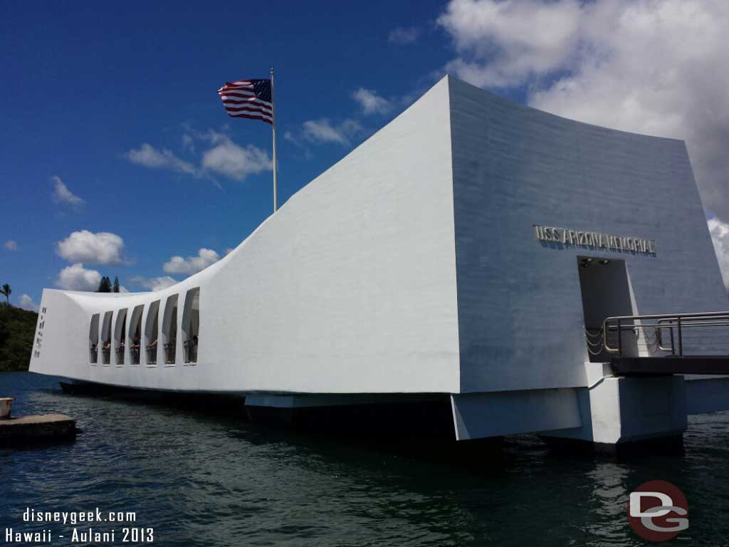 The Arizona Memorial #Hawaii