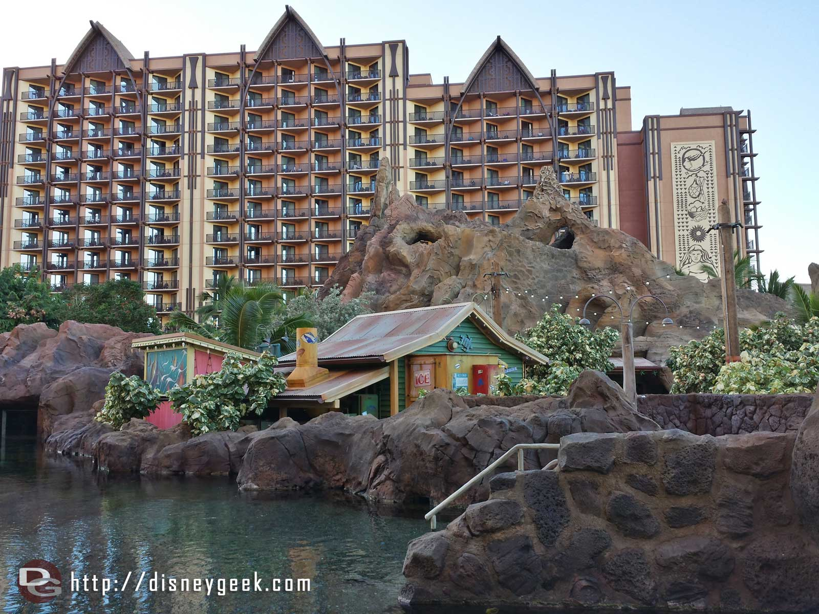 Good morning from #Aulani. A look at Rainbow Reef
