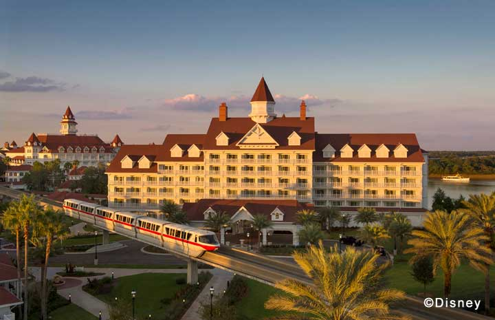 The Villas at Disney's Grand Floridian Resort & Spa Officially Opened Today (Disney Pictures & Video)