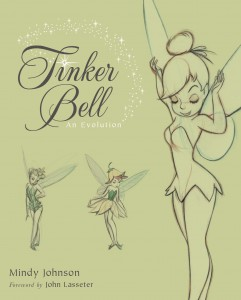 Tinker Bell: An Evolution Cover