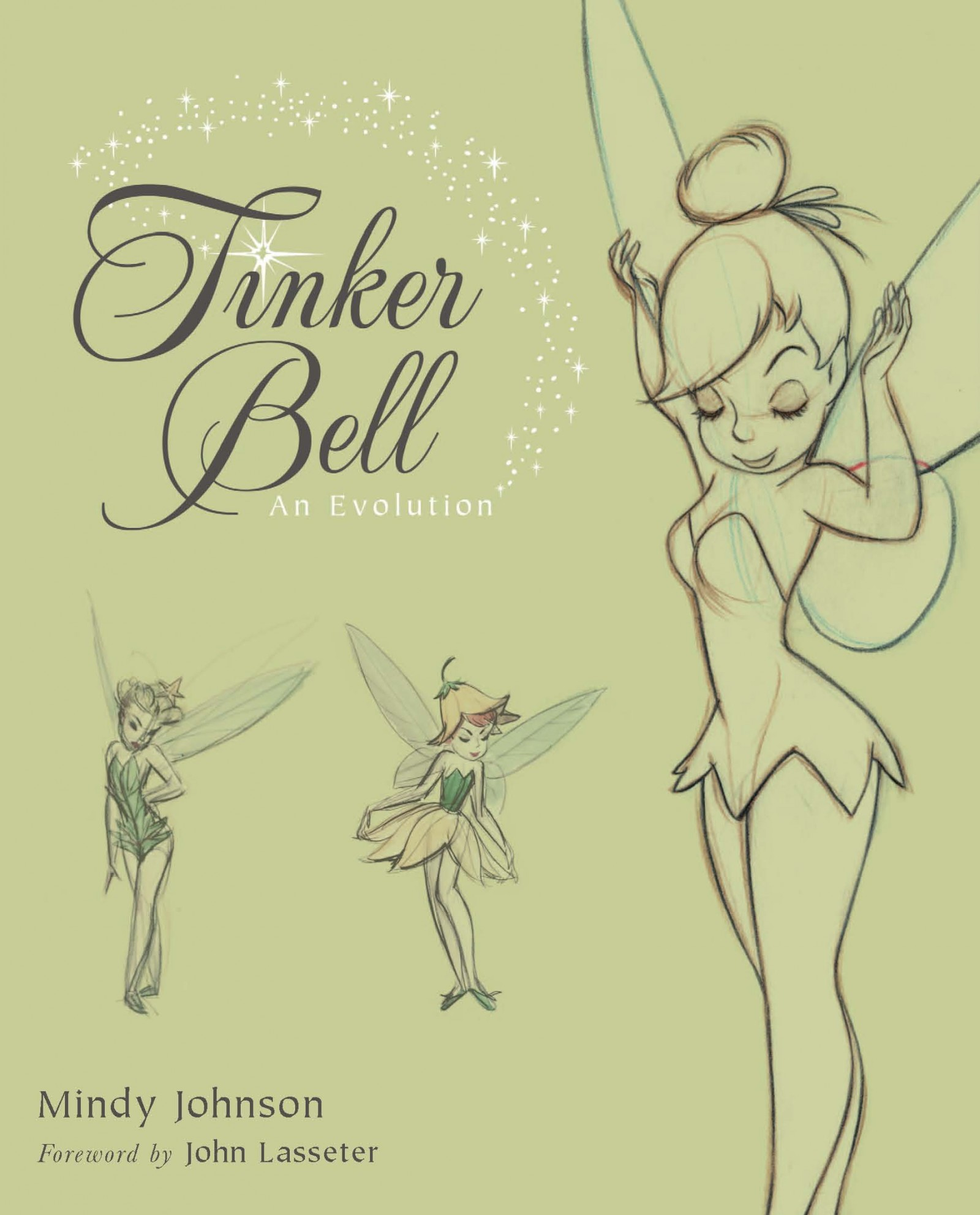 Tinker Bell An Evolution Cover
