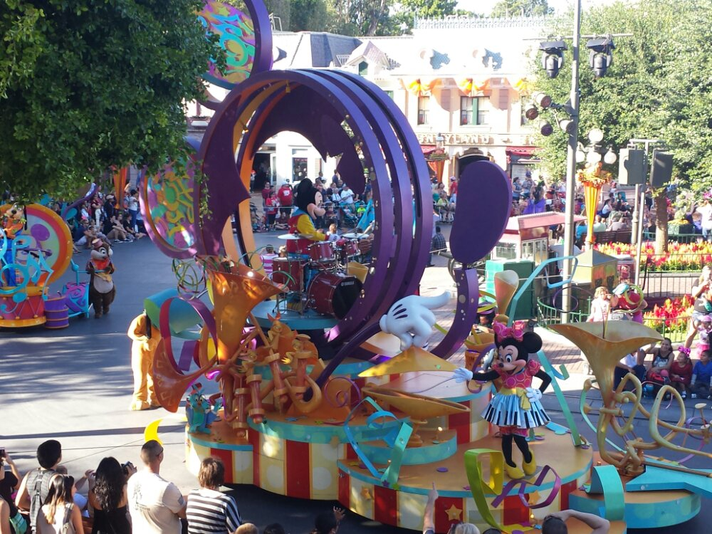 Soundsational making its way around Town Square