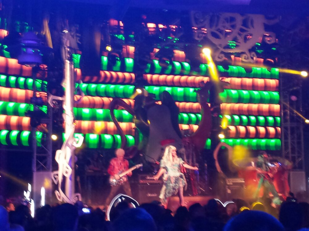 Walked through the #MadTParty