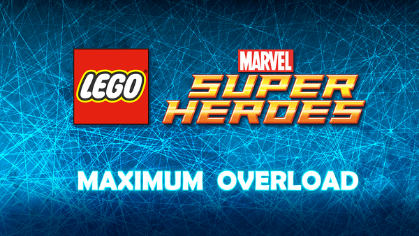 "New Online Animated Shorts ""LEGO Marvel Super Heroes: Maximum Overload""  (Disney Release & Video)"