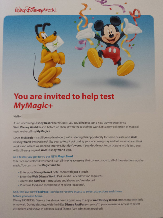My First Impressions of MyMagic+