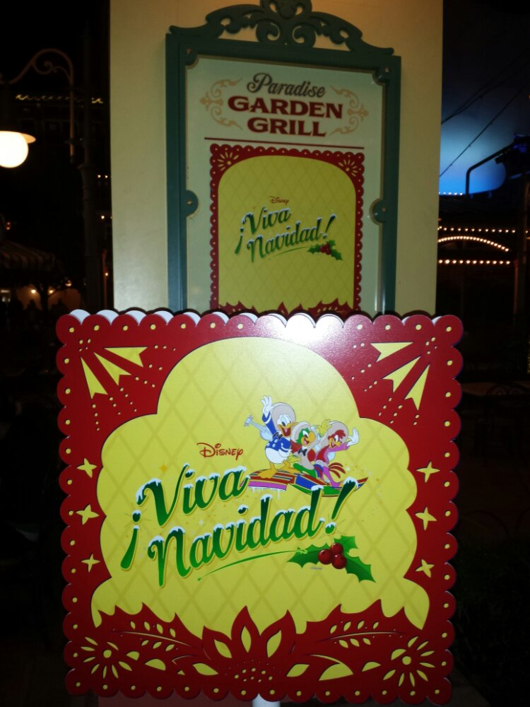 Paradise Gardens is celebrating the holiday season with Viva Navidad this year