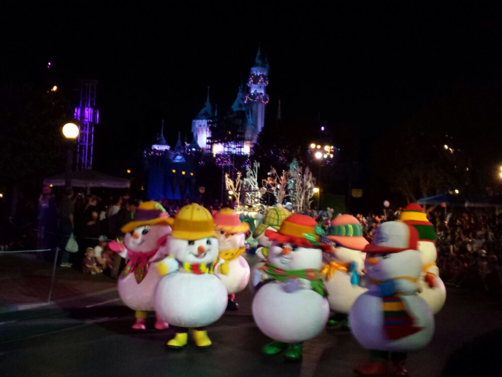 Winter wonderland A Christmas Fantasy #DisneyHolidays