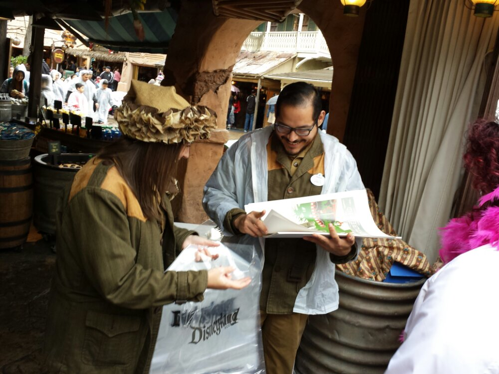 Free Jingle Cruise posters this week #LimitedTimeMagic