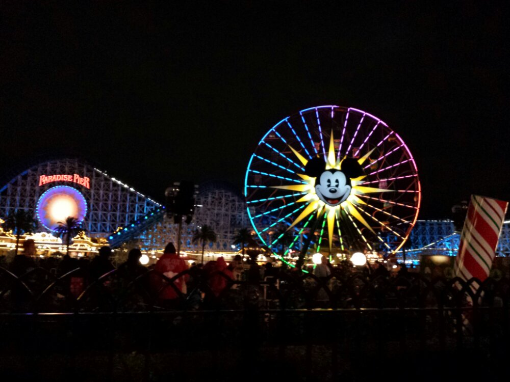 Waiting for #WorldOfColor