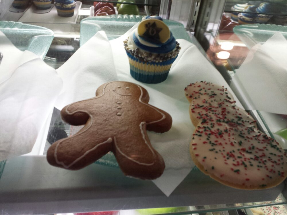 More holiday treats at the Pacific Wharf Cafe
