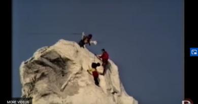 Characters on Matterhorn