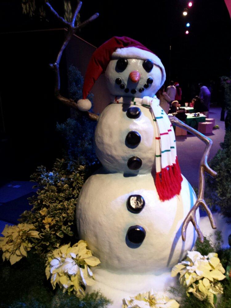 Olaf's cousin?