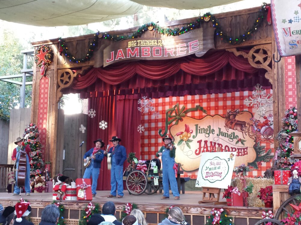Billy Hill and the Holiday Hillbillies, less than a month left to catch them