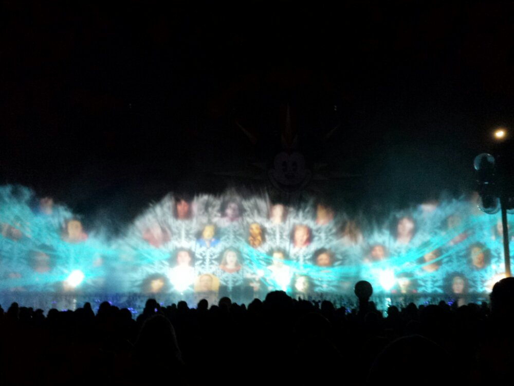 #WorldofColor Winter Dreams time