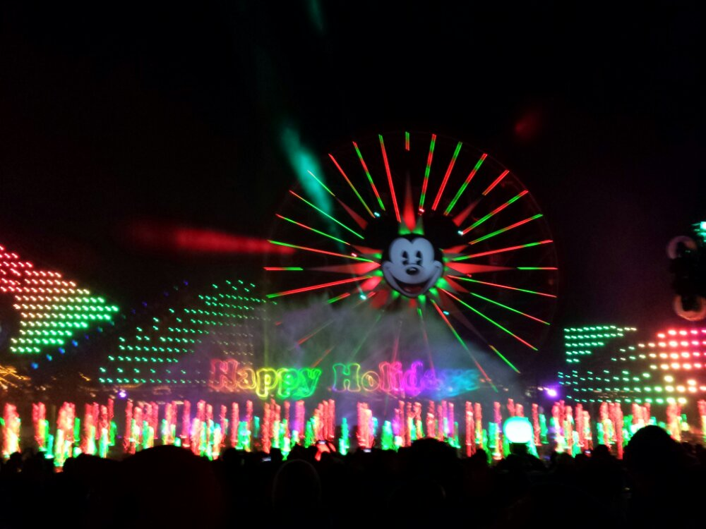 #WorldofColor Happy Holidays