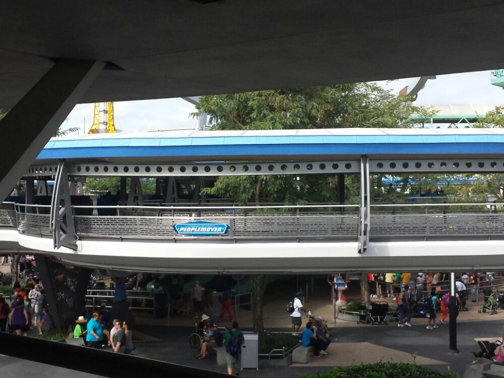 Another long lost favorite, the Peoplemover