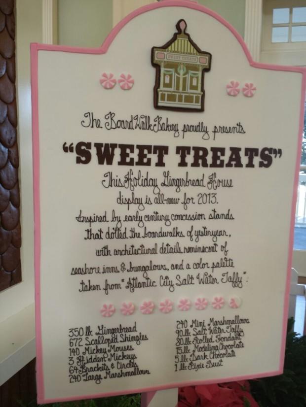Boardwalk Lobby - Gingerbread Info