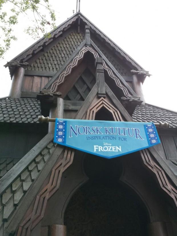 Norsk Kultur Inspiration for Disney's Frozen