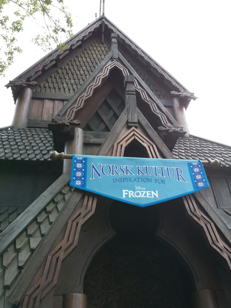 Norsk Kultur Inspiration for Disney's Frozen