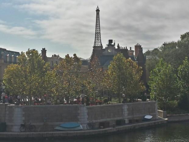 France in World Showcase