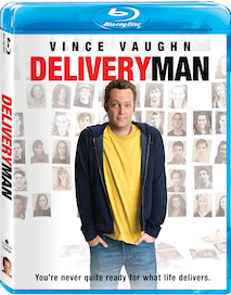 Delivery Man – Released on Blu-ray, DVD, Digital and On-Demand – March 25, 2014