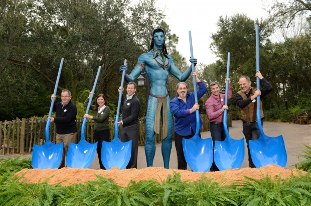 Groundbreaking for AVATAR-Inspired Land at Disney's Animal Kingdom