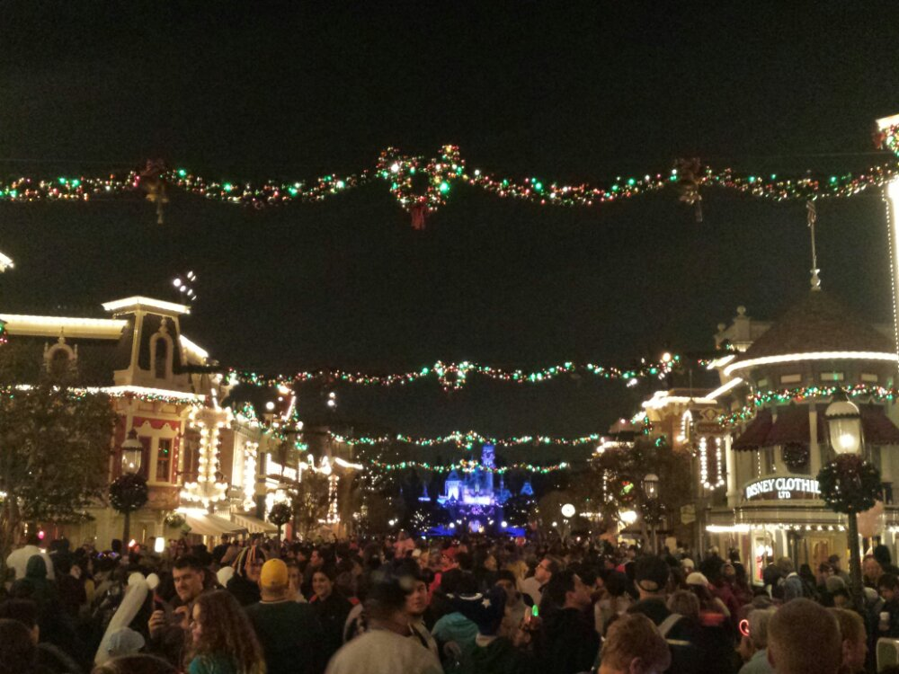 Waiting for Believe in Holiday Magic