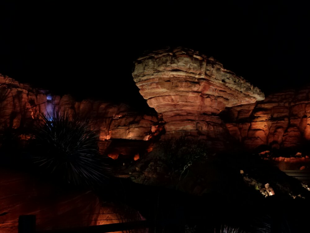 Willy's Butte #CarsLand