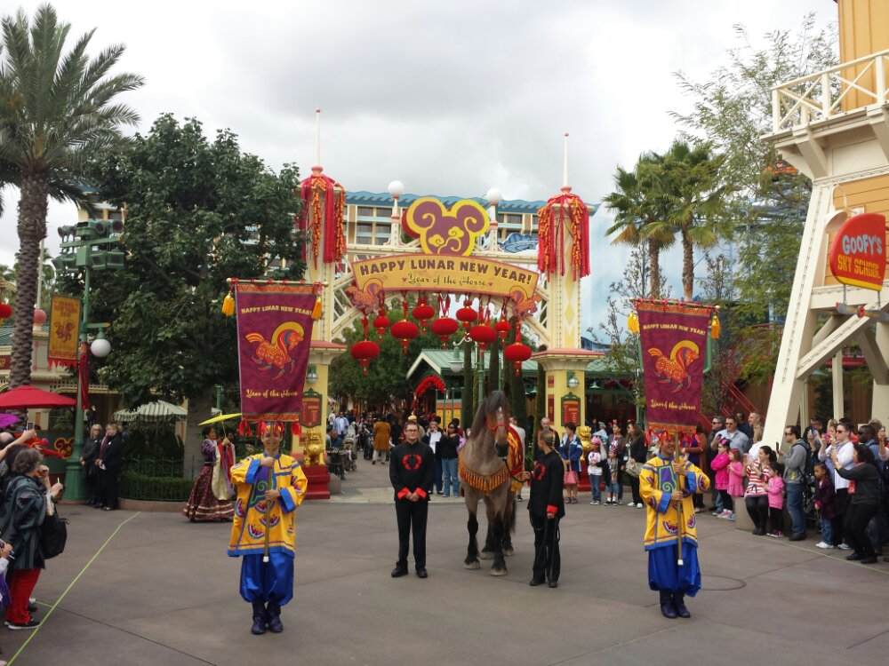 @DCAToday is celebrating Lunar New Year this weekend at Paradise Gardens