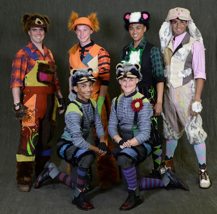 A Sneak Peek at Disney Festival of Fantasy Parade Costumes: Lost Boys