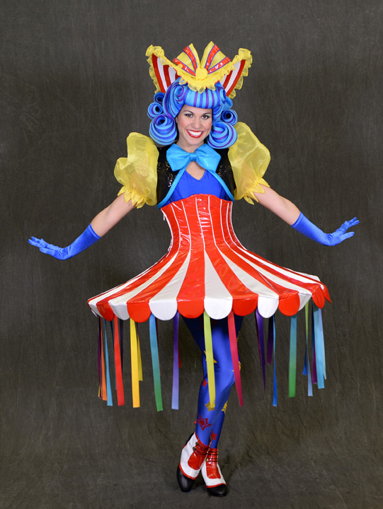 Disney Festival of Fantasy Parade:  Cha Cha Girl  (Disney Released Images)