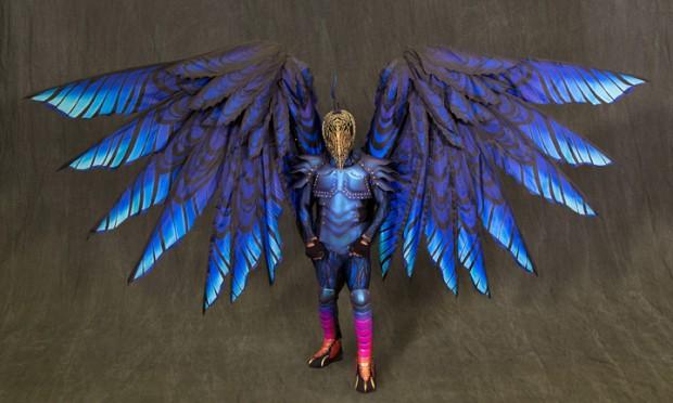 A Sneak Peek at Disney Festival of Fantasy Parade Costumes: Raven
