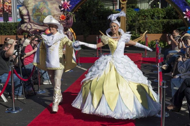 Disney Festival of Fantasy Parade Costumes Hit the Runway at Magic Kingdom: Bubble Girl