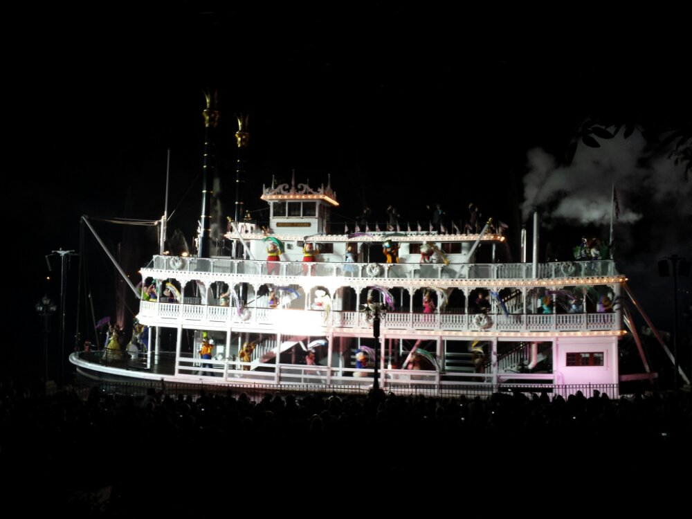 Fantasmic! – The Mark Twain