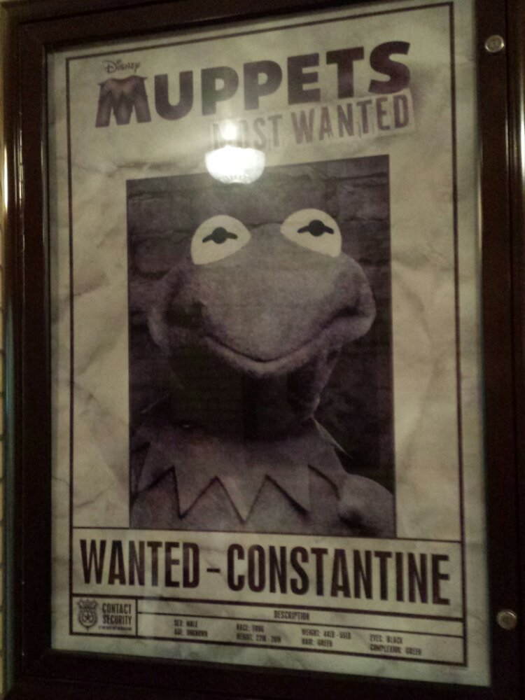 At the Muppets, some new posters in the queue