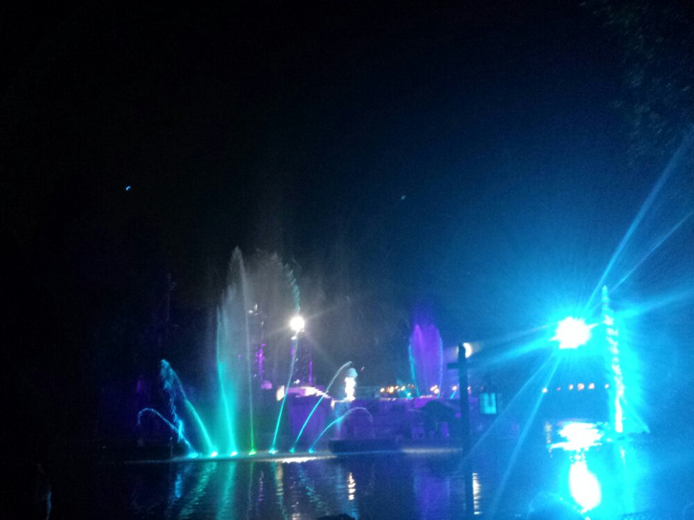 Fantasmic! Time #Disneyland