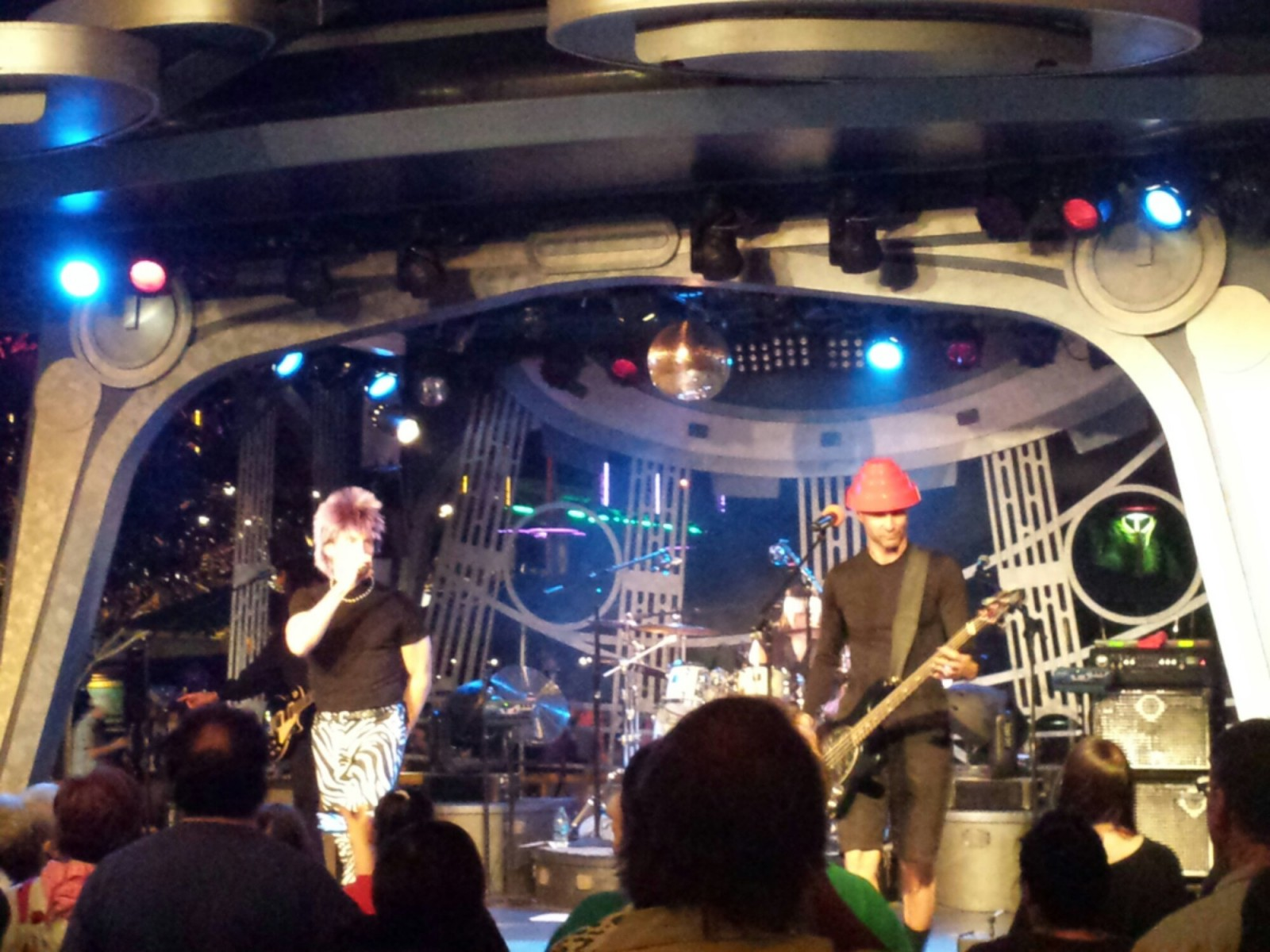 80z All Stars at Tomorrowland Terrace tonight
