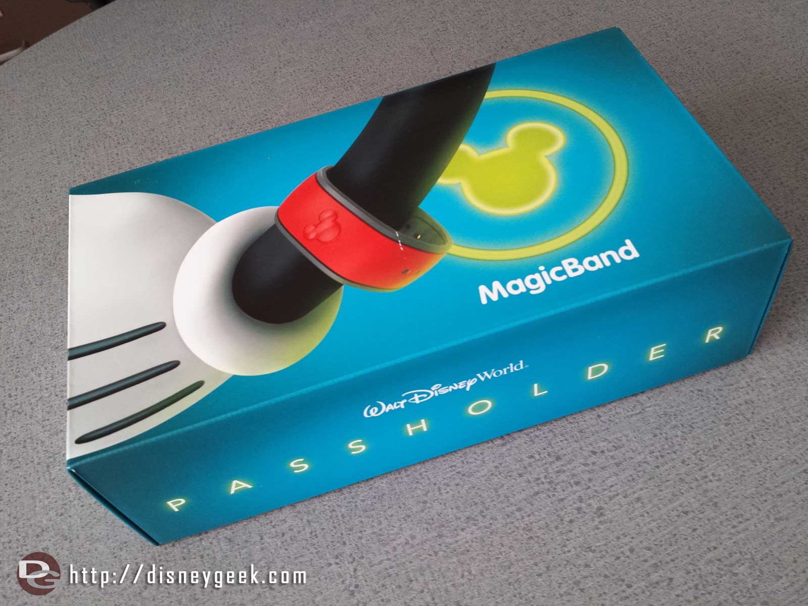 Annual Passholder MagicBand Delivery