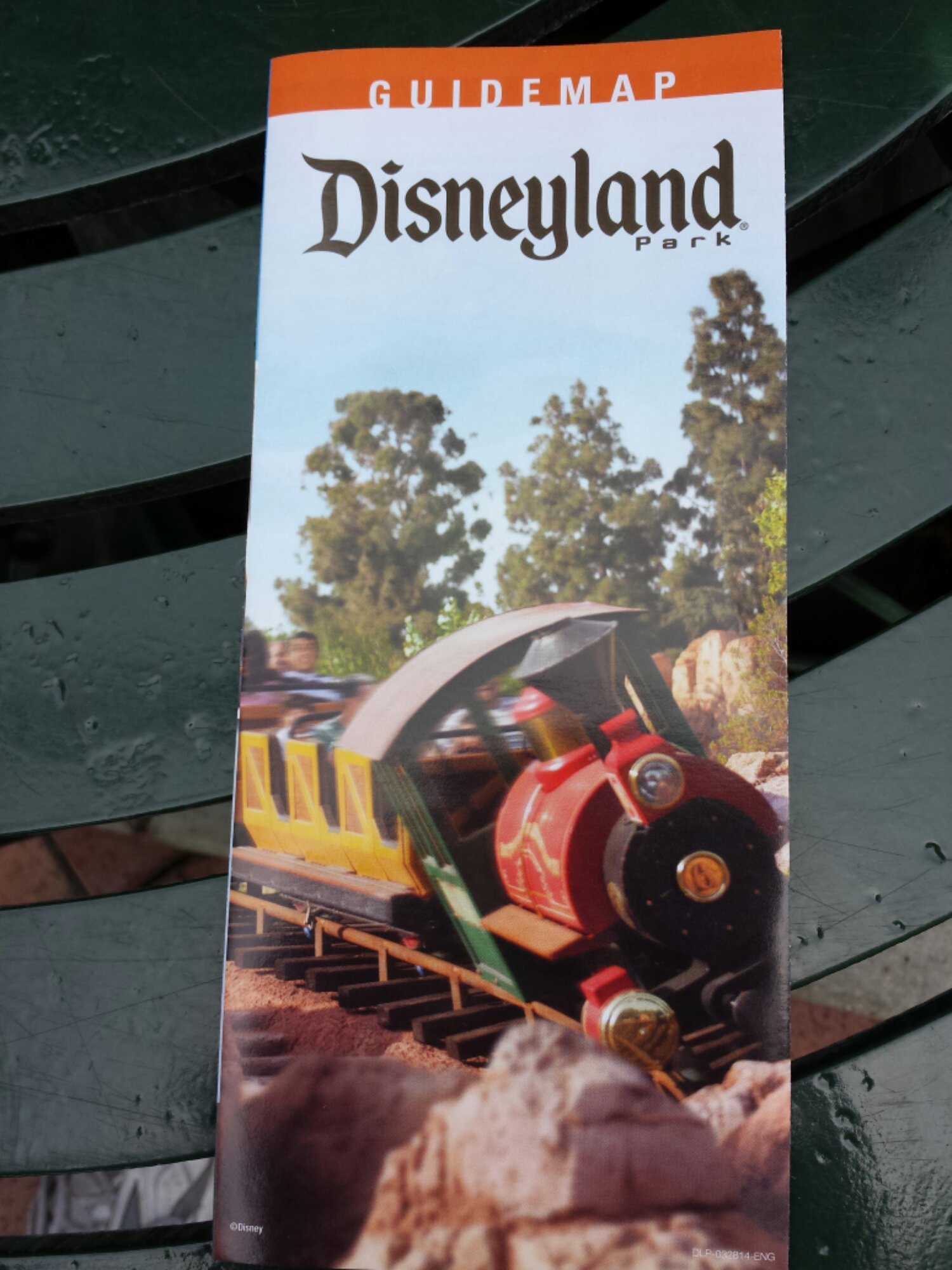New guidemaps this week featuring Big Thunder