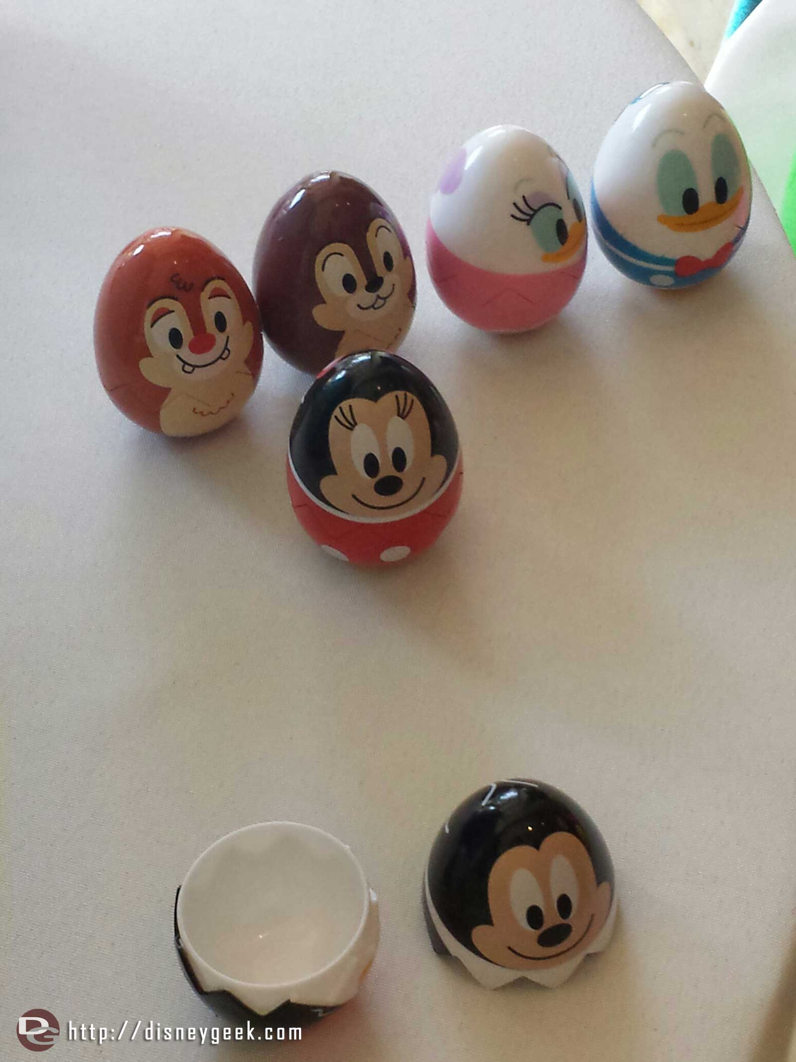 A look at the prize.. after completing your hunt you get one of these eggs