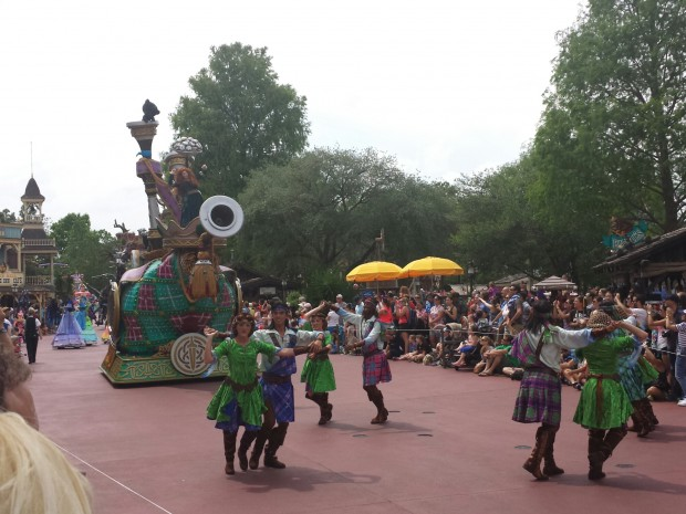 Festival of Fantasy Parade - Brave