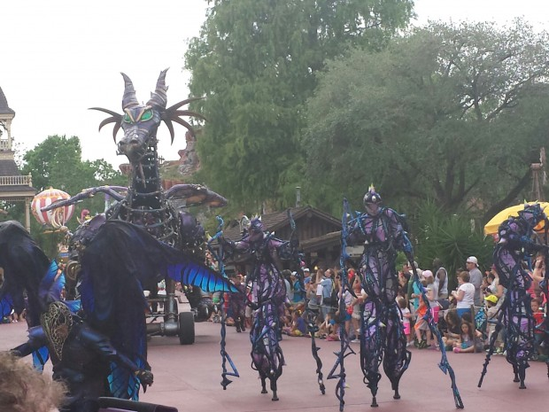 Festival of Fantasy Parade - Sleeping Beauty (Maleficent)