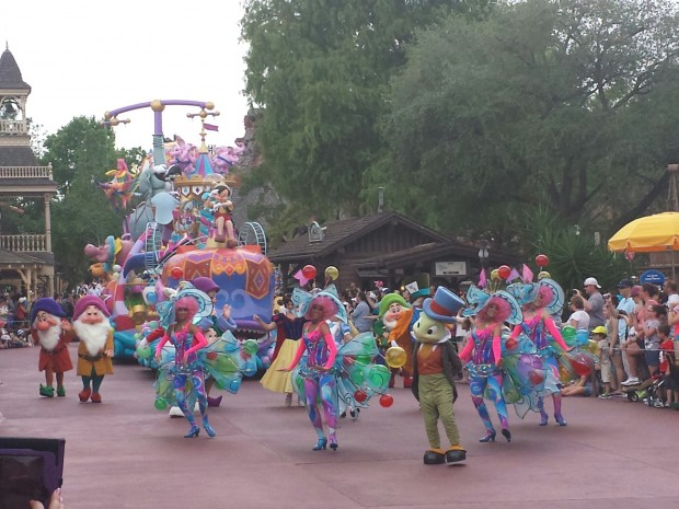 Festival of Fantasy Parade - Finale